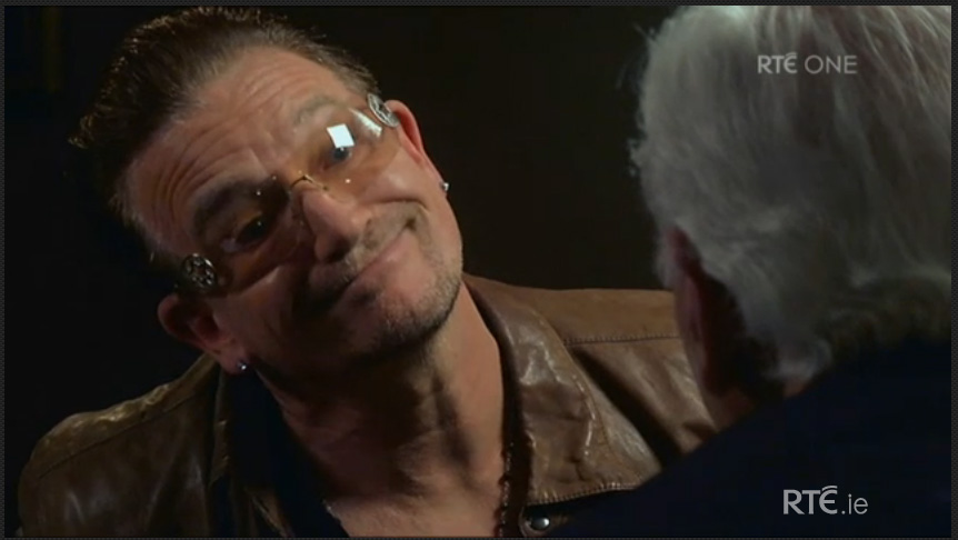Bono on rage, his taxes, Inchicore and being smug. Say What? The 14 best
